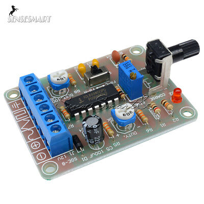 Welded Icl8038 Monolithic Function Signal Generator Module Sine Square Triangle