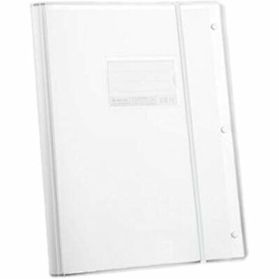 Newsea A3 File Folder Punchless Binder Sleeves Protector With 30 Pockets Display