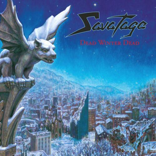 Savatage Dead Winter Dead 12x12 Album Cover Replica Poster Gloss Print
