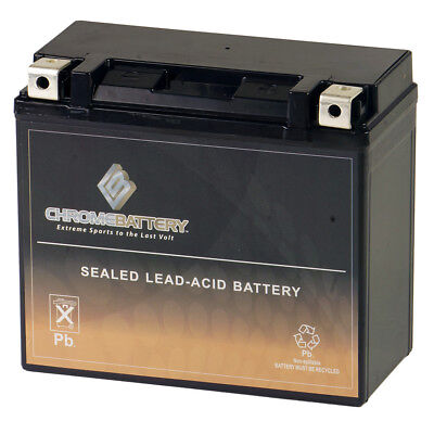 - YTX20HL-BS High Performance - Maintenance Free - Sealed AGM Motorcycle Battery