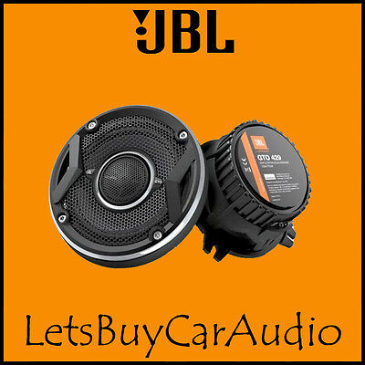 "JBL GTO429 10cm (4.0"") 105 WATT 2-WAY COAXIAL CAR SPEAKERS"