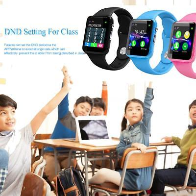 Kid GPS Tracker Smart Watch Phone with Camera Sleep Monitor Best Gift Sport