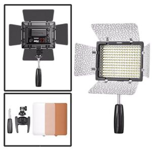 Yongnuo YN160 III LED Video Light Lamp 3200K-5500K for Canon Nikon Cam Camera UK