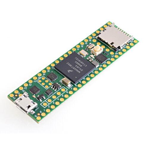 PJRC Teensy 4.1 iMXRT1062 Microcontroller Development Board w/ SD Card, Ethernet