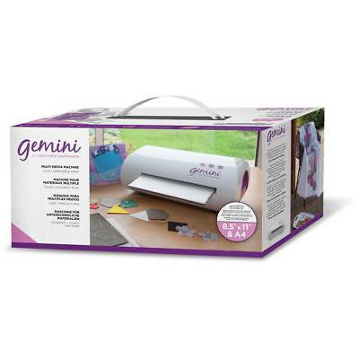 Crafter's Companion Gemini Die Cutting & Embossing Machine & Accessories Fabric for sale  Shipping to Nigeria