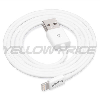 Extra Long  Lightning to USB Cable Charging and Sync Cable