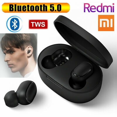 Xiaomi Redmi Airdots TWS Bluetooth 5.0 Earphone Stereo bass Eeadphone