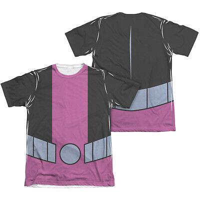 TEEN TITANS GO BEAST BOY COSTUME F/B Halloween Men's Graphic Tee Shirt - Teen Titans Go Halloween