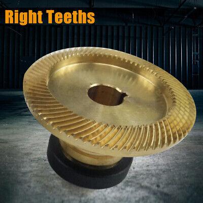 Bronze Gear Servo Power Feed Straight Modle Teeth Bridgeport Milling Machine