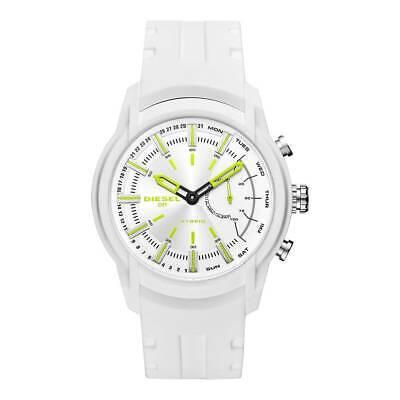 DIESEL Hybrid Smartwatch DZT1015 Unisex Watch White BRAND NEW Tags