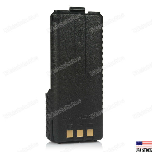 BAOFENG POFUNG BL-5L 7.4V Extended 3800mAh Li-lon Battery for UV-5R BF-F8