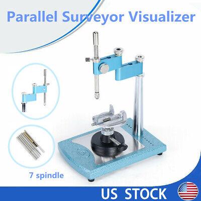 Jt-10 Dental Lab Parallel Surveyor Visualizer Spindle Equipment Unit Tool