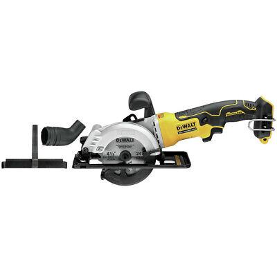 DEWALT DCS571B ATOMIC 20V MAX BL 4-1/2 in. Circular Saw (Tool Only) New