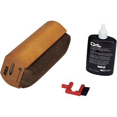 Discwasher D4+ Vinyl Record Cleaning Fluid System