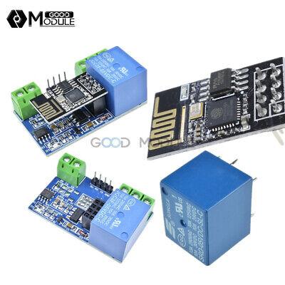 5v Relay Module Esp8266 Serial Wifi Esp-01s Wireless Transceiver Board Srd-5vdc