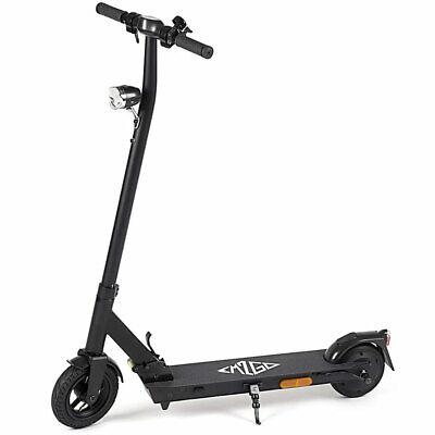 EM2GO FW103ST Scooter Eléctrica Negro Bicicleta E-Roller Patinete Plegable Nuevo
