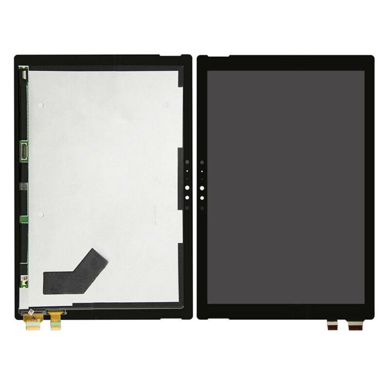 Touch Screen Digitizer Parts QC For AT/&T Trek 2 HD 6461A ZTE K88 LCD Display