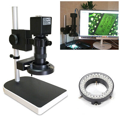 16mp 1080p 60fps Industrial C-mount Lens Microscope Digital Camera Hdmi Output