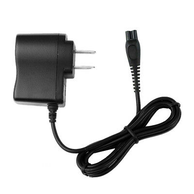 AC DC Charger Adapter For Philips Norelco BeardTrimmer 7300 QT4070/41 (Philips Norelco Qt4070 41 Beard Trimmer 7300)