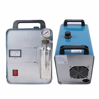 H180 95l Oxygen Hydrogen Hho Gas Flame Generator Acrylic Polishing Machine In Us