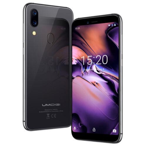 UMIDIGI A3 4G smartphone handy ohne vertrag Quad Core Dual SIM 2GB+16GB 5.5Zoll
