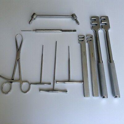 New Assorted Orthopedic Instrument Set Veterinary Instrument Set