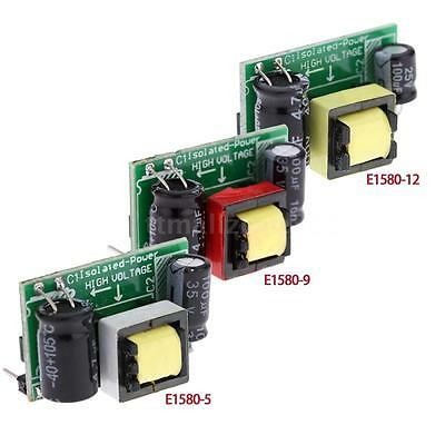 Volt Conversion Power Supply Board Module 100-240vac140-340vdc To 5912v Q2q7