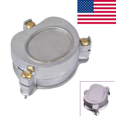 Dental Flask Aluminium Denture Flask Compressor Parts Lab Equipment Usa