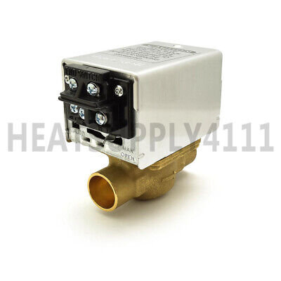 34 Sweat Zone Valve W End Switch Terminal Block