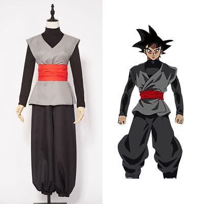 Dragonball S Dragon Ball Super Son Goku Black Zamasu Kai Cosplay Costume  - Adult Goku Costume