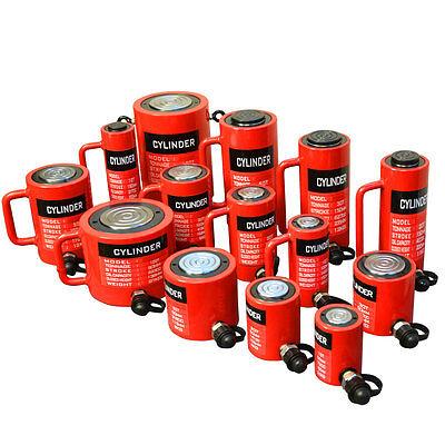 50 Ton Hydraulic Cylinder 2 50mm Stroke Jack Ram 115mm Closed Height
