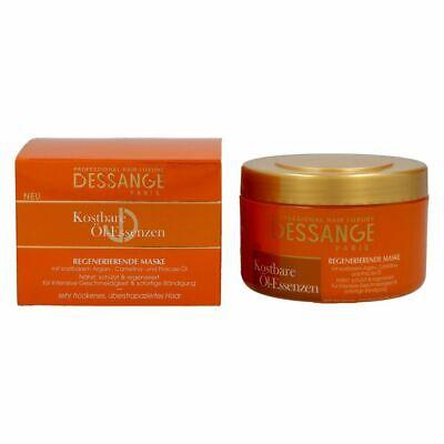 Dessange Hair Luxury Haarpflege Haarmaske kostbare Öl-Essenzen 250 ml TOP