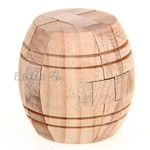 puzzle 3d casse t te chinois en bois jouet jeu cadeau pour adulte enfant ebay. Black Bedroom Furniture Sets. Home Design Ideas