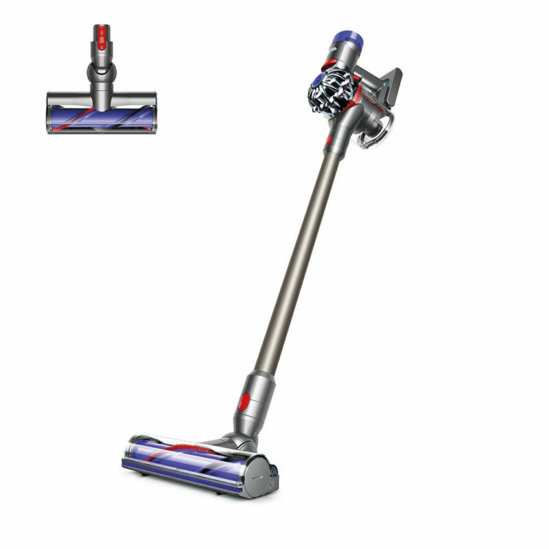 Dyson V7 Animal Cordless Vacuum | Iron | Refurbished