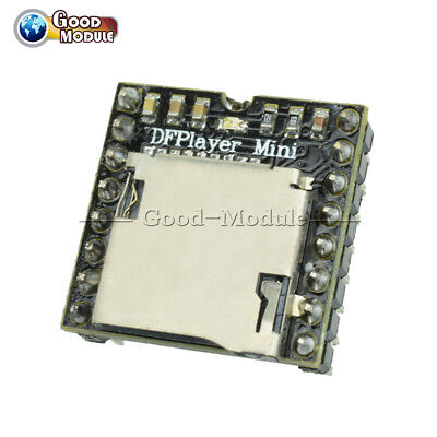 Tf Card U Disk Mini Yx5200 Mp3 Player Audio Voice Module Arduino Dfplayer Board