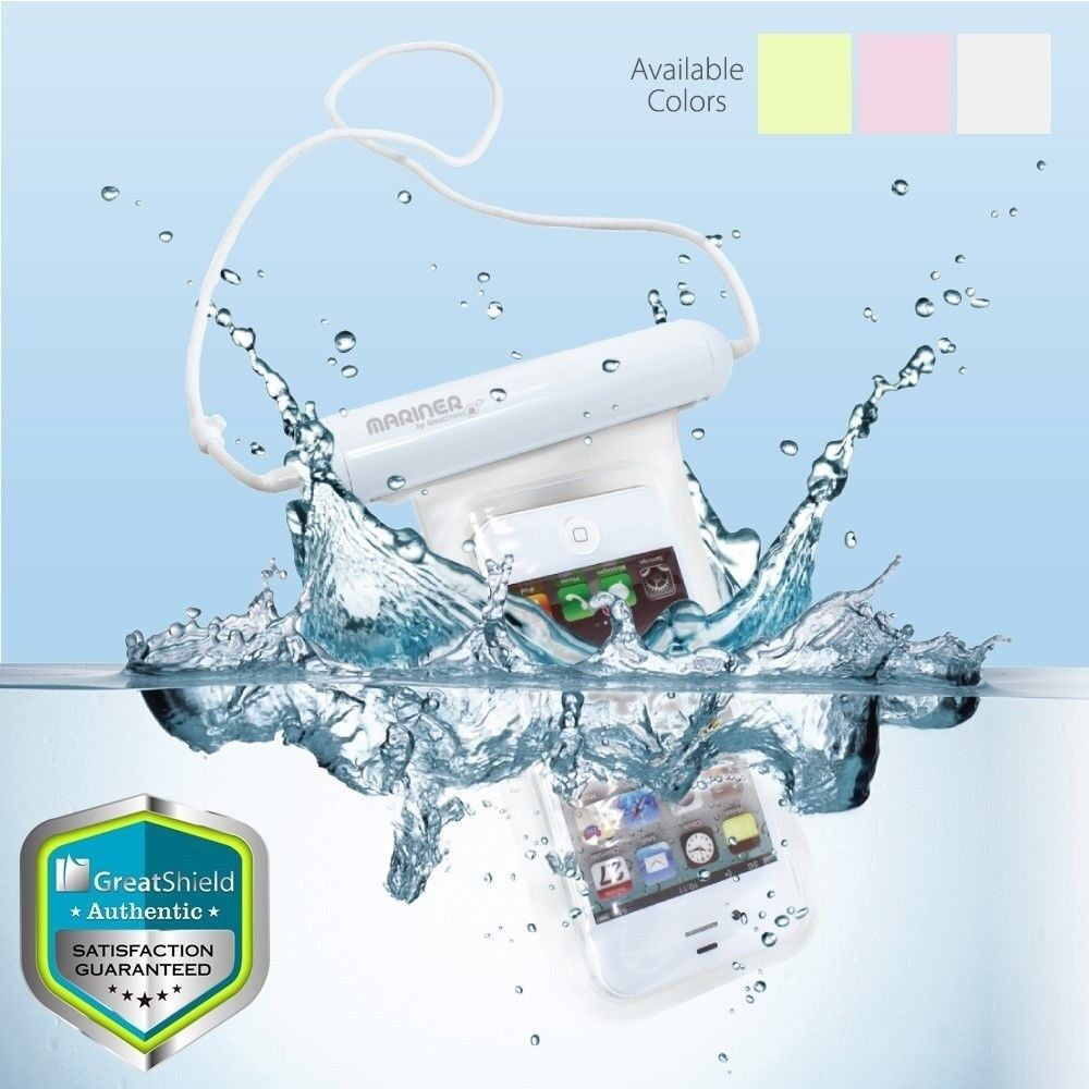 Swimming Waterproof Underwater Pouch Bag Pack Dry Case iPhon