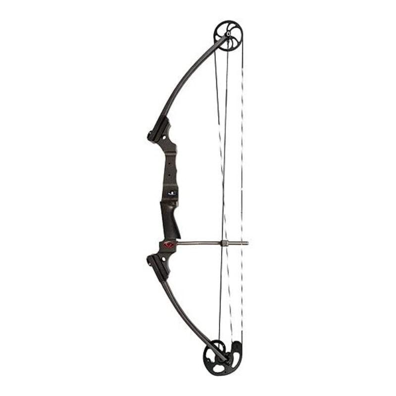 Genesis Archery 12245 Carbon Original Compound Target Practice Bow, Left Hand