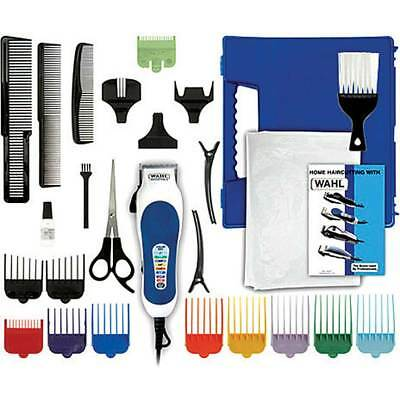 WAHL 793001001 ColorPro 26-Piece Color Coded Haircut Kit  Brand New  Color Coded Haircut Kit