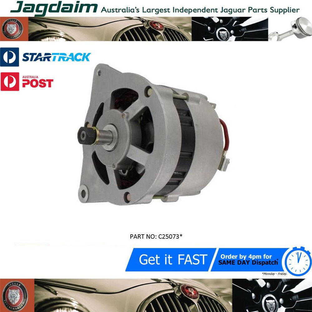E-TYPE S1 4.2 Alternator Jaguar XKE Generator C25073*