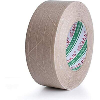 Flat Back Tape Glass Fiber Reinforced Adhesive Kraft Paper Packaging Tape1 78