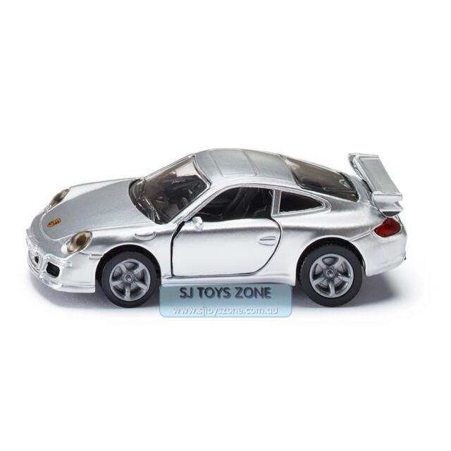 Siku Pretend Play Dicast Vehicles - Porsche 911