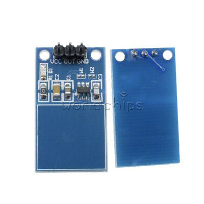 2510pcs Capacitive Ttp223 Touch Switch Digital Touch Sensor Module For Arduino