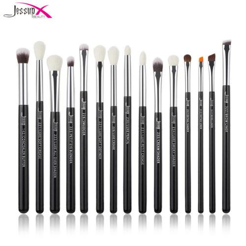Jessup Eye Makeup Brush Set 15Pcs Blending Concealer Profess