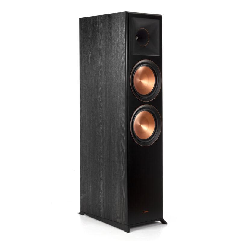 Klipsch Rp-8000f Ebony Floorstanding Speaker