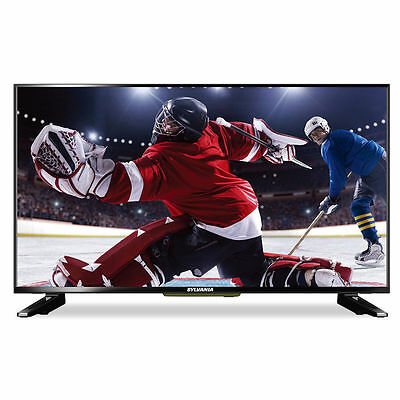 "Sylvania 32"" TV 720p 60Hz LED HDTVwith 2X HDMI, VGA & RF Inputs - Brand New"