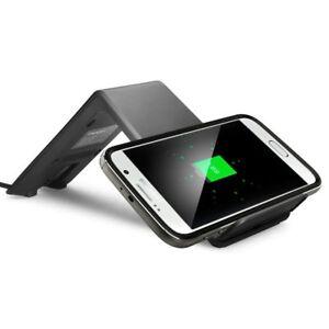 timeless design b6771 080d1 Spigen F303W Wireless Fast Charger - Black