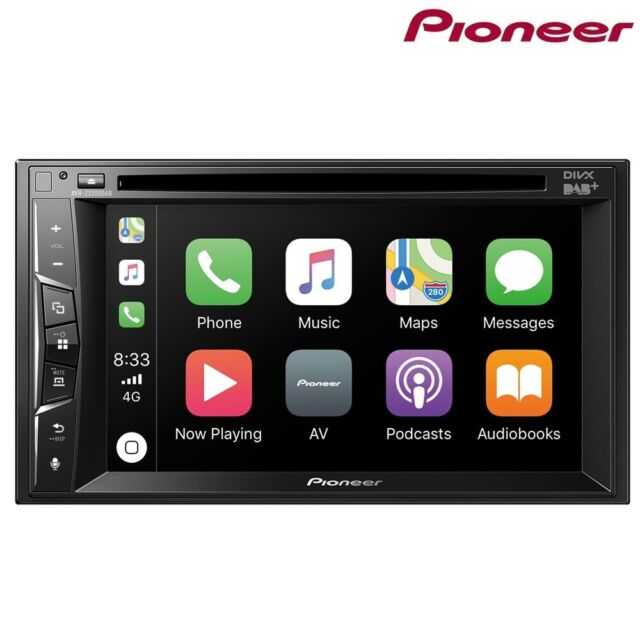 Pioneer AVH-Z3200DAB Double DIN Stereo Apple Car Play Android Auto