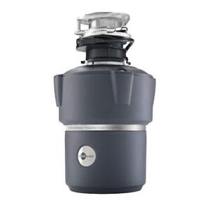 New  InSinkErator Evolution Cover Control Plus 3/4 HP Household Garbage Disposer