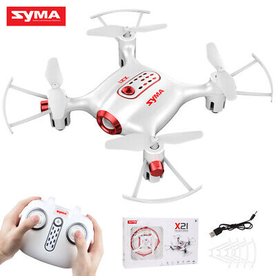 Syma X21 Mini RC Drone with 2.4G Hover Headless Mode Quadcopter RC Toys for Kids