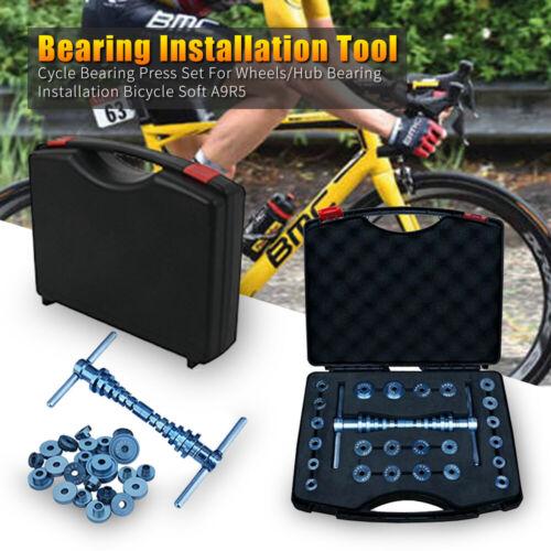 Cycle Bearing Press Set Bearing Installation Bicycle Soft Tail Bearing Hub Tool